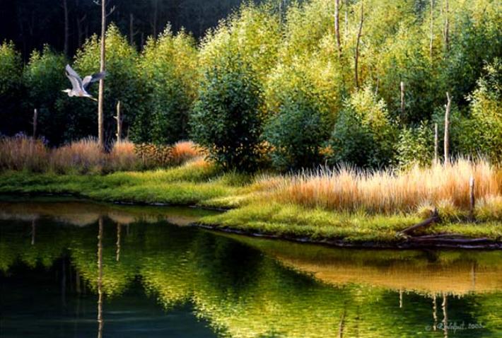x Dans La Montagne - 2003