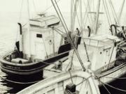 Bateau de pêcheur - 1996