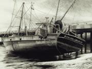 Le bateau de Richard Arnold - 1996